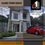 Algira Townhouse Rumah Mewah Skema Syariah