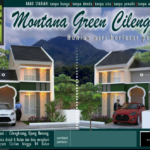 Montana Green Cilengkrang Perumahan Syariah Bandung