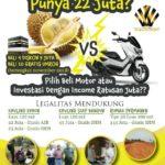 Kavling Buah dan Kavling Siap Bangun Lantaburro Bogor
