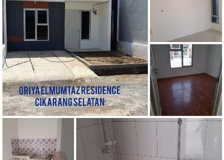 Griya El Mumtaz Residence Perumahan Syariah di Serang Baru Cikarang Bekasi