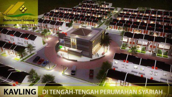 Sharia Islamic Soreang Perumahan Syariah Terbesar di Bandung Selatan