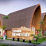Tasnim Homestay : Investasi Homestay ala Lombok di Kawasan Agrowisata Waru Farm Land Ciampea Bogor