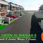 Cluster Green Almaidah 5 : Cluster Syariah Terdekat ke Stasiun Cikarang