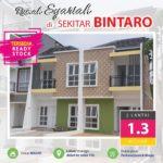 CASA BELLEVUE RESIDENCE : RUMAH SYARIAH 2 LANTAI DI BINTARO