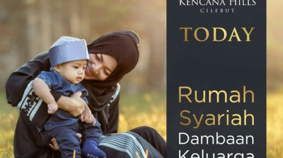 Kencana Hills Cilebut Perumahan Syariah Dekat Stasiun Cilebut