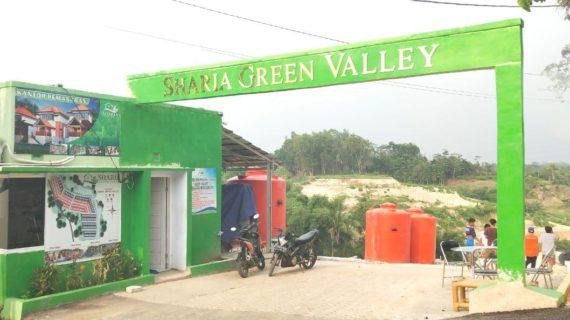Sharia Green Valley : Perumahan Syariah Strategis Dekat Stasiun Rangkasbitung Lebak Banten