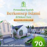 Raudhatul Jannah Residence : Perumahan Syariah Terbesar di Babelan Bekasi Utara