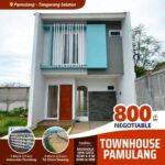 Perumahan Pamulang : Townhouse 2 Lantai Pamulang