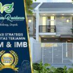 Kenawa Residence : Rumah 2 Lantai Exclusive di Cilodong Depok