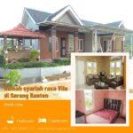 VILLA SHARIA DELTA SERANG : Perumahan Syariah Desain Rumah Etnik Strategis Dekat Pemda, Tol & Stasiun Serang