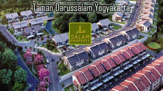 Perumahan Syariah Taman Darussalam Jogjakarta