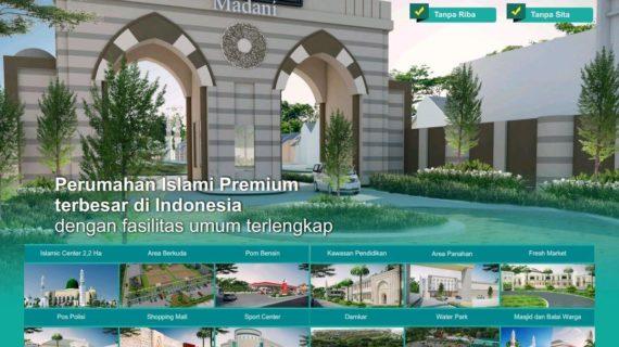 Madinah City Taman Darussalam Bekasi : Perumahan Syariah Nuansa Madinah di Bekasi