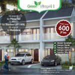 Green Village 11 : Perumahan Syariah Terlaris di Ciracas Jakarta Timur