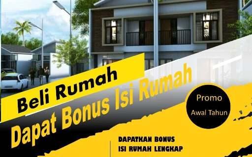 Perumahan Syariah Azzura Residencia Setu Bekasi