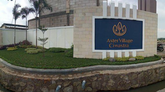 Perumahan Syariah Aster Village Ciwastra Strategis dan Laris Manis di Bandung