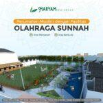 Maryam Residence : Cluster Islami Strategis di Setu Bekasi