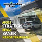 Kavling Siap Bangun Laladon Indah Baru Strategis Dekat Stasiun Bogor
