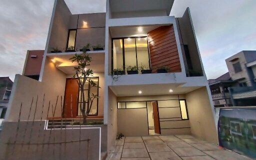 The 'Adn Residence Perumahan Syariah Jakarta Timur