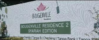 Bougenville Residence Cilangkap : Perumahan Syariah Jakarta Timur