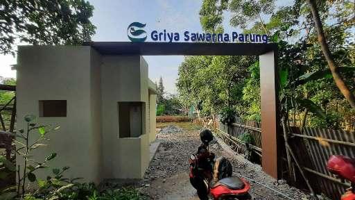 Kavling Siap Bangun Murah di Jalan Arco Parung Griya Sawarna